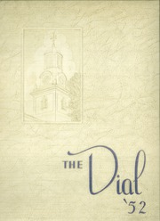 1952 Edition, Central Connecticut State University - Dial Yearbook (New Britain, CT)