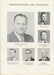 Page 14, 1952 Edition, Central Connecticut State University - Dial Yearbook (New Britain, CT) online yearbook collection