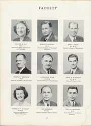 Page 16, 1952 Edition, Central Connecticut State University - Dial Yearbook (New Britain, CT) online yearbook collection