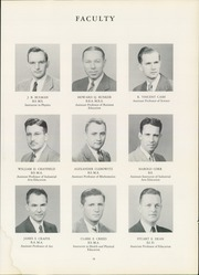 Page 17, 1952 Edition, Central Connecticut State University - Dial Yearbook (New Britain, CT) online yearbook collection