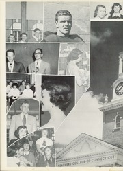 Page 8, 1952 Edition, Central Connecticut State University - Dial Yearbook (New Britain, CT) online yearbook collection