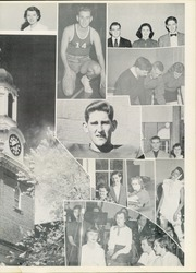 Page 9, 1952 Edition, Central Connecticut State University - Dial Yearbook (New Britain, CT) online yearbook collection