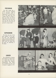 Page 16, 1954 Edition, Central Connecticut State University - Dial Yearbook (New Britain, CT) online yearbook collection