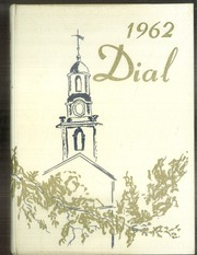 1962 Edition, Central Connecticut State University - Dial Yearbook (New Britain, CT)