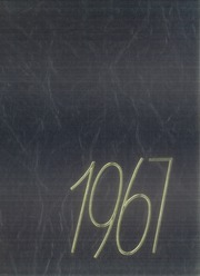 1967 Edition, Central Connecticut State University - Dial Yearbook (New Britain, CT)