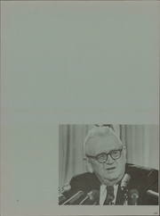 Page 8, 1968 Edition, Central Connecticut State University - Dial Yearbook (New Britain, CT) online yearbook collection