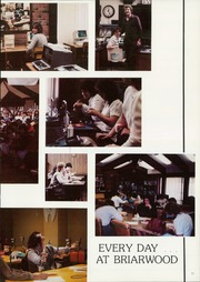 Page 15, 1985 Edition, Briarwood College - Reflections Yearbook (Southington, CT) online yearbook collection