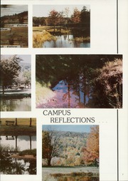 Page 7, 1985 Edition, Briarwood College - Reflections Yearbook (Southington, CT) online yearbook collection