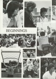 Page 8, 1985 Edition, Briarwood College - Reflections Yearbook (Southington, CT) online yearbook collection