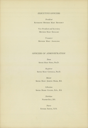 Page 14, 1939 Edition, University of St Joseph - Epilogue Yearbook (West Hartford, CT) online yearbook collection