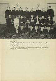 Page 16, 1939 Edition, University of St Joseph - Epilogue Yearbook (West Hartford, CT) online yearbook collection