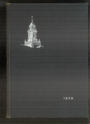 1940 Edition, University of St Joseph - Epilogue Yearbook (West Hartford, CT)