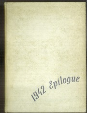 1942 Edition, University of St Joseph - Epilogue Yearbook (West Hartford, CT)