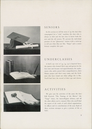 Page 13, 1942 Edition, University of St Joseph - Epilogue Yearbook (West Hartford, CT) online yearbook collection