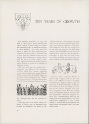 Page 14, 1942 Edition, University of St Joseph - Epilogue Yearbook (West Hartford, CT) online yearbook collection