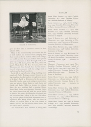 Page 17, 1942 Edition, University of St Joseph - Epilogue Yearbook (West Hartford, CT) online yearbook collection