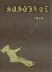 1974 Edition, Eastern Connecticut State University - Sustinet Yearbook (Willimantic, CT)