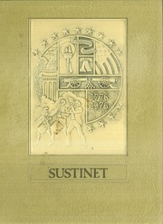 1976 Edition, Eastern Connecticut State University - Sustinet Yearbook (Willimantic, CT)