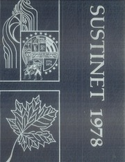 1978 Edition, Eastern Connecticut State University - Sustinet Yearbook (Willimantic, CT)