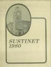 1980 Edition, Eastern Connecticut State University - Sustinet Yearbook (Willimantic, CT)