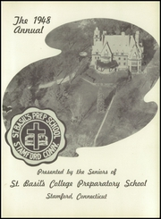 Page 5, 1948 Edition, St Basils Preparatory School - Chateau Yearbook (Stamford, CT) online yearbook collection