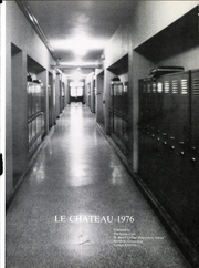 Page 5, 1976 Edition, St Basils Preparatory School - Chateau Yearbook (Stamford, CT) online yearbook collection