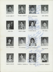 Page 12, 1984 Edition, OConnell Middle School - Yearbook (East Hartford, CT) online yearbook collection