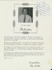 Page 3, 1984 Edition, OConnell Middle School - Yearbook (East Hartford, CT) online yearbook collection
