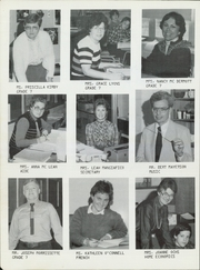 Page 8, 1984 Edition, OConnell Middle School - Yearbook (East Hartford, CT) online yearbook collection