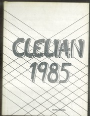 1985 Edition, Sacred Heart Academy - Clelian Yearbook (Hamden, CT)