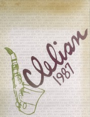 1987 Edition, Sacred Heart Academy - Clelian Yearbook (Hamden, CT)