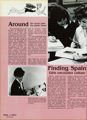 Page 12, 1988 Edition, Sacred Heart Academy - Clelian Yearbook (Hamden, CT) online yearbook collection