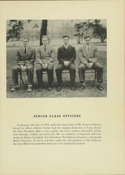 Page 13, 1939 Edition, Milford School - Typhoon Yearbook (Milford, CT) online yearbook collection