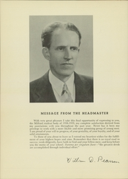 Page 8, 1939 Edition, Milford School - Typhoon Yearbook (Milford, CT) online yearbook collection