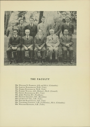 Page 9, 1939 Edition, Milford School - Typhoon Yearbook (Milford, CT) online yearbook collection