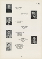 Page 12, 1949 Edition, Milford School - Typhoon Yearbook (Milford, CT) online yearbook collection
