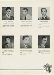 Page 17, 1949 Edition, Milford School - Typhoon Yearbook (Milford, CT) online yearbook collection