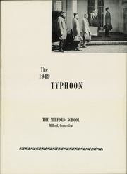 Page 5, 1949 Edition, Milford School - Typhoon Yearbook (Milford, CT) online yearbook collection