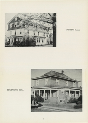 Page 9, 1949 Edition, Milford School - Typhoon Yearbook (Milford, CT) online yearbook collection