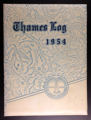 1954 Edition, Mitchell College - Thames Log Yearbook (New London, CT)
