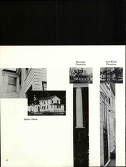 Page 10, 1968 Edition, Mitchell College - Thames Log Yearbook (New London, CT) online yearbook collection