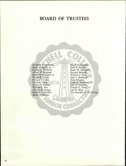 Page 16, 1968 Edition, Mitchell College - Thames Log Yearbook (New London, CT) online yearbook collection