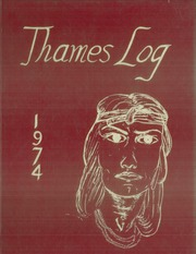 1974 Edition, Mitchell College - Thames Log Yearbook (New London, CT)