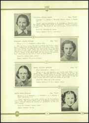 Page 108, 1937 Edition, Norwich Free Academy - Mirror Yearbook (Norwich, CT) online yearbook collection