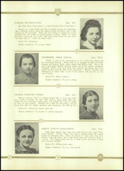 Page 109, 1937 Edition, Norwich Free Academy - Mirror Yearbook (Norwich, CT) online yearbook collection