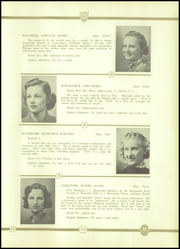 Page 117, 1937 Edition, Norwich Free Academy - Mirror Yearbook (Norwich, CT) online yearbook collection