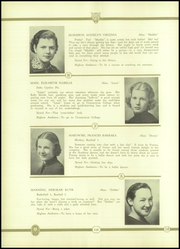 Page 120, 1937 Edition, Norwich Free Academy - Mirror Yearbook (Norwich, CT) online yearbook collection