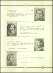 Page 121, 1937 Edition, Norwich Free Academy - Mirror Yearbook (Norwich, CT) online yearbook collection
