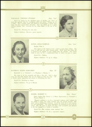 Page 129, 1937 Edition, Norwich Free Academy - Mirror Yearbook (Norwich, CT) online yearbook collection