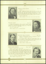Page 134, 1937 Edition, Norwich Free Academy - Mirror Yearbook (Norwich, CT) online yearbook collection